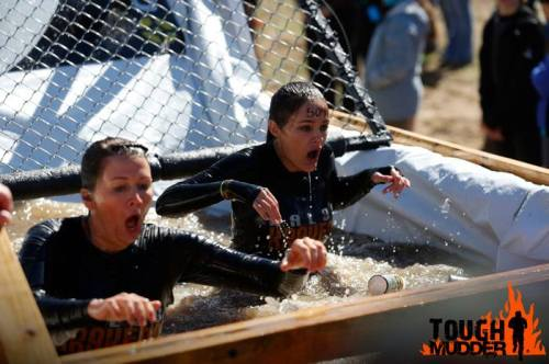 Tough Mudder Arctic Enema