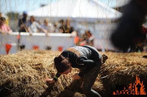 Tough Mudder Electric Shock